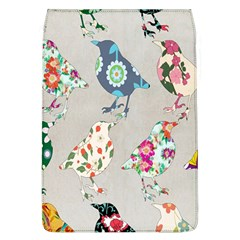 Birds Floral Pattern Wallpaper Flap Covers (l)  by Amaryn4rt
