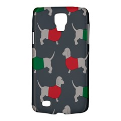 Cute Dachshund Dogs Wearing Jumpers Wallpaper Pattern Background Galaxy S4 Active by Amaryn4rt