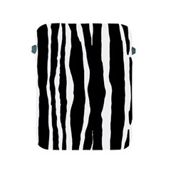 Zebra Background Pattern Apple Ipad 2/3/4 Protective Soft Cases