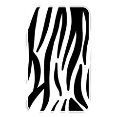 Seamless Zebra A Completely Zebra Skin Background Pattern Memory Card Reader by Amaryn4rt