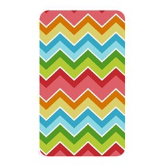 Colorful Background Of Chevrons Zigzag Pattern Memory Card Reader by Amaryn4rt