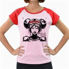 Sickle Cell Is Me Picsart 1482705574799 Women s Cap Sleeve T Shirt