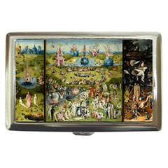 Hieronymus Bosch Garden Of Earthly Delights Cigarette Money Cases by MasterpiecesOfArt