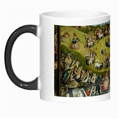 Hieronymus Bosch Garden Of Earthly Delights Morph Mugs by MasterpiecesOfArt