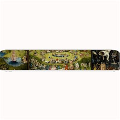 Hieronymus Bosch Garden Of Earthly Delights Small Bar Mats by fineartgallery