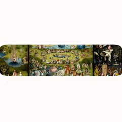Hieronymus Bosch Garden Of Earthly Delights Large Bar Mats by MasterpiecesOfArt