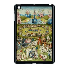 Hieronymus Bosch Garden Of Earthly Delights Apple Ipad Mini Case (black) by MasterpiecesOfArt