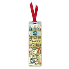 Hieronymus Bosch Garden Of Earthly Delights Small Book Marks by MasterpiecesOfArt