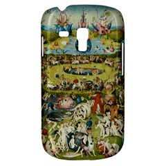 Hieronymus Bosch Garden Of Earthly Delights Galaxy S3 Mini by MasterpiecesOfArt