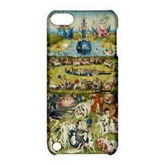 Hieronymus Bosch Garden Of Earthly Delights Apple Ipod Touch 5 Hardshell Case With Stand by MasterpiecesOfArt