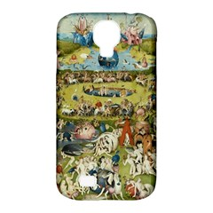 Hieronymus Bosch Garden Of Earthly Delights Samsung Galaxy S4 Classic Hardshell Case (pc+silicone) by MasterpiecesOfArt