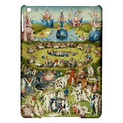 Hieronymus Bosch Garden Of Earthly Delights Ipad Air Hardshell Cases by MasterpiecesOfArt