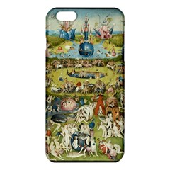 Hieronymus Bosch Garden Of Earthly Delights Iphone 6 Plus/6s Plus Tpu Case by MasterpiecesOfArt
