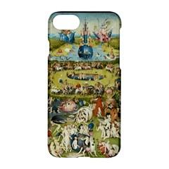 Hieronymus Bosch Garden Of Earthly Delights Apple Iphone 7 Hardshell Case by MasterpiecesOfArt
