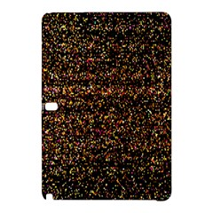 Colorful And Glowing Pixelated Pattern Samsung Galaxy Tab Pro 12 2 Hardshell Case by Amaryn4rt