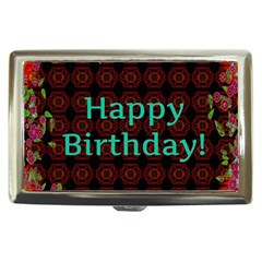 Happy Birthday To You! Cigarette Money Cases by Amaryn4rt