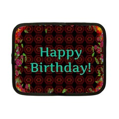 Happy Birthday To You! Netbook Case (small)  by Amaryn4rt
