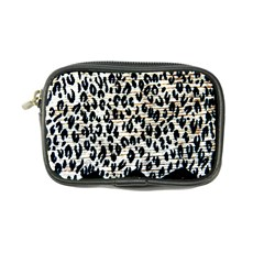 Tiger Background Fabric Animal Motifs Coin Purse