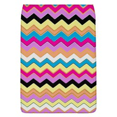 Chevrons Pattern Art Background Flap Covers (l)  by Amaryn4rt