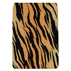 Tiger Animal Print A Completely Seamless Tile Able Background Design Pattern Flap Covers (s)  by Amaryn4rt