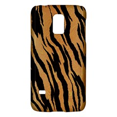 Tiger Animal Print A Completely Seamless Tile Able Background Design Pattern Galaxy S5 Mini by Amaryn4rt