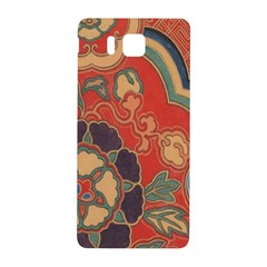 Vintage Chinese Brocade Samsung Galaxy Alpha Hardshell Back Case by Amaryn4rt