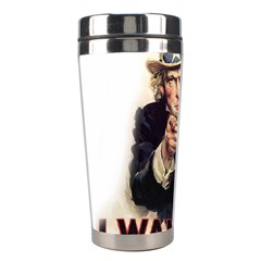Uncle Sam Stainless Steel Travel Tumblers by Valentinaart