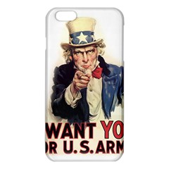 Uncle Sam Iphone 6 Plus/6s Plus Tpu Case