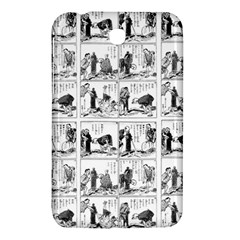 Old Comic Strip Samsung Galaxy Tab 3 (7 ) P3200 Hardshell Case  by Valentinaart
