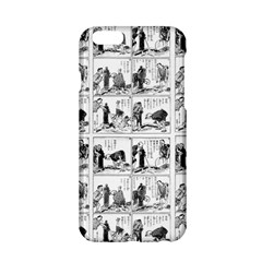 Old Comic Strip Apple Iphone 6/6s Hardshell Case by Valentinaart