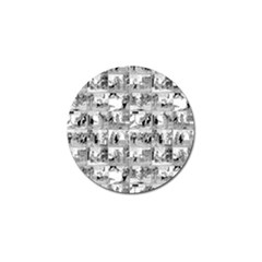 Old Comic Strip Golf Ball Marker (10 Pack) by Valentinaart