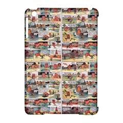 Old Comic Strip Apple Ipad Mini Hardshell Case (compatible With Smart Cover) by Valentinaart