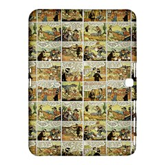 Old Comic Strip Samsung Galaxy Tab 4 (10 1 ) Hardshell Case  by Valentinaart