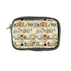 Old Comic Strip Coin Purse by Valentinaart