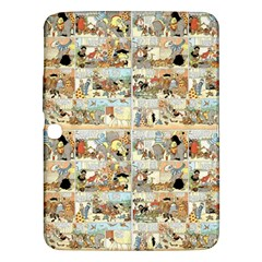 Old Comic Strip Samsung Galaxy Tab 3 (10 1 ) P5200 Hardshell Case  by Valentinaart