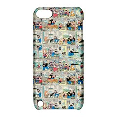 Old Comic Strip Apple Ipod Touch 5 Hardshell Case With Stand
