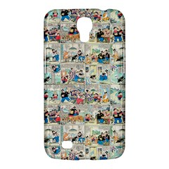 Old Comic Strip Samsung Galaxy Mega 6 3  I9200 Hardshell Case by Valentinaart