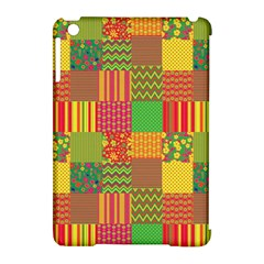 Old Quilt Apple Ipad Mini Hardshell Case (compatible With Smart Cover) by Valentinaart