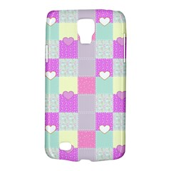 Old Quilt Galaxy S4 Active by Valentinaart