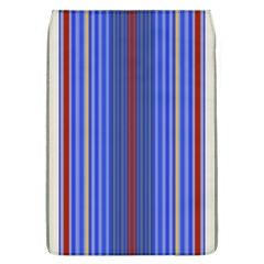 Colorful Stripes Background Flap Covers (l)  by Amaryn4rt