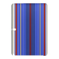 Colorful Stripes Background Samsung Galaxy Tab Pro 12 2 Hardshell Case