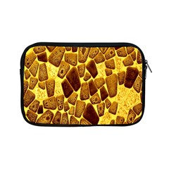 Yellow Cast Background Apple Ipad Mini Zipper Cases by Amaryn4rt