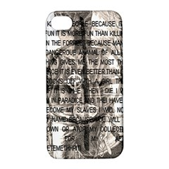 Zodiac Killer  Apple Iphone 4/4s Hardshell Case With Stand