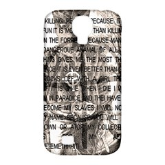 Zodiac Killer  Samsung Galaxy S4 Classic Hardshell Case (pc+silicone) by Valentinaart