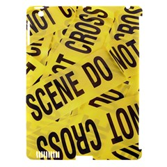 Crime Scene Apple Ipad 3/4 Hardshell Case (compatible With Smart Cover) by Valentinaart