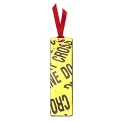 Crime Scene Small Book Marks by Valentinaart