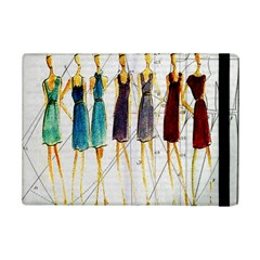 Fashion Sketch  Ipad Mini 2 Flip Cases by Valentinaart