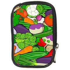 Vegetables  Compact Camera Cases by Valentinaart