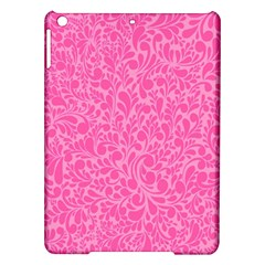 Pink Pattern Ipad Air Hardshell Cases by Valentinaart