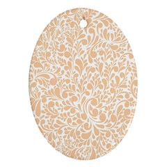 Pattern Ornament (oval) by Valentinaart